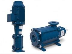 賽萊默高壓泵MP,MPA,MPV多級泵機械密封