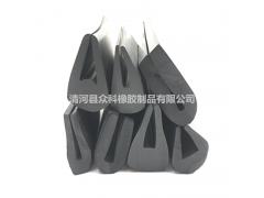 硅膠透明密封條 透明硅膠條 耐高溫硅膠條 U型硅膠條