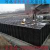 河北水箱直销 富利环保 不锈钢地埋搪瓷镀锌水箱 饮用水箱