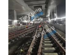 鄭州軌道交通道岔支撐架