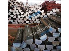 青島半圓水溝鋼模板