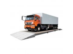 呼和浩特普司頓地磅稱高精度稱重平臺80噸汽車衡提供上門安裝