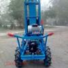 惠陽小型四輪夯土機 柴油鏈條自動行走砸夯機生產