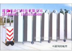 深圳伸縮門安裝