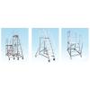 铝合金平台梯/定制梯/铝合金梯