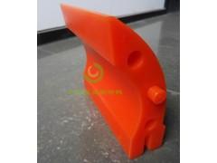 重型頭道聚氨酯清掃器