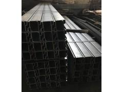 专业对外加工钢结构件加工 立柱横梁加工