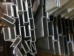 专业对外加工 玻璃槽折弯加工 焊接加工 U槽加工