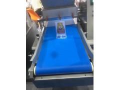 藍色食品級輸送帶 蟹青色耐切割 pu輸送帶價格