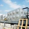 合肥水箱厂家批发定做不锈钢生活水箱 方形水箱