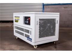 12KW靜音汽油發電機價格