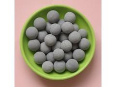 廠家直銷噴頭花灑用托瑪琳球 電氣石陶粒2-3mm