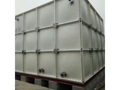 玻璃钢水箱消防水箱蓄水池smc模压水箱方形保温玻璃钢消防水箱