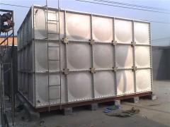 SMC玻璃钢消防水箱 方形玻璃钢模压水箱