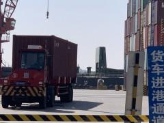 广东珠海到大连集装箱运输专线