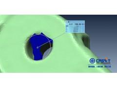 汽车空调单元总成三维检测——三维激光扫描仪3D扫描检测