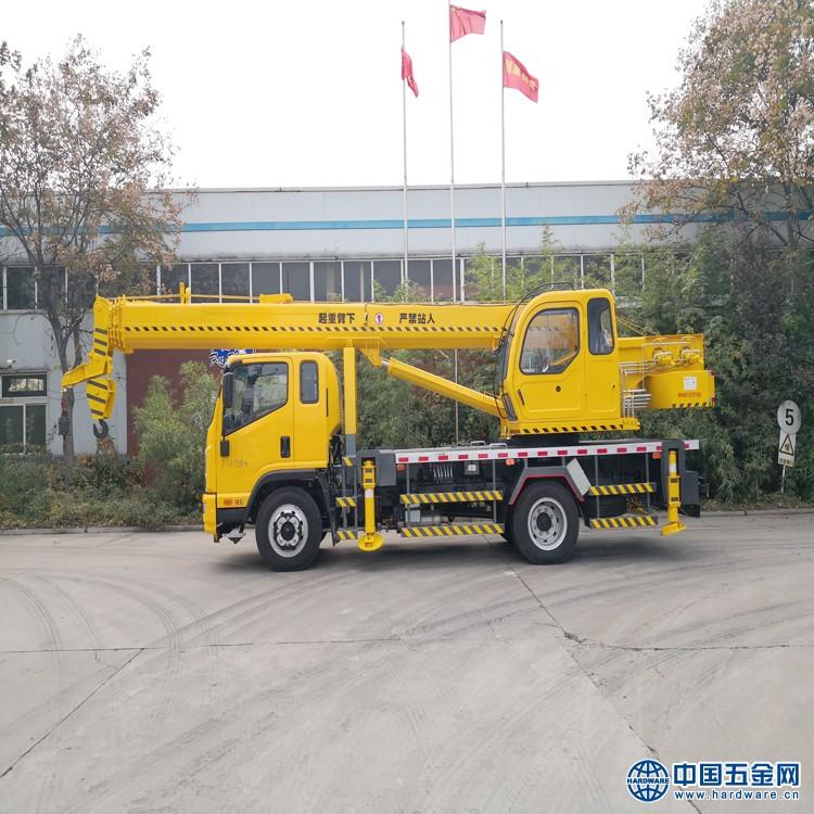 12吨凯马吊车-6