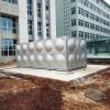 賓館酒店用大型不銹鋼組合水箱 304球面水箱 廠家批發