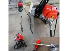 四沖程背負式割草機二沖程側掛式割草機直桿