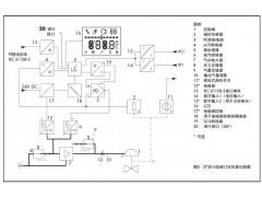 3730-6單作用薩姆森定位器