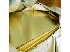 国标铜H65拉伸黄铜板强度高