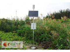 FM-TS土壤墒情气候观测仪
