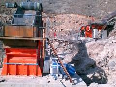 移动环保制砂机致力绿色矿山+绿色制砂Z94