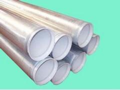 給水用外鍍鋅內涂塑復合鋼管