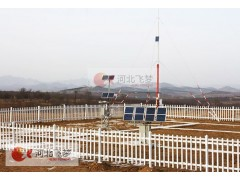 FM-TF 太陽輻射記錄儀觀測站