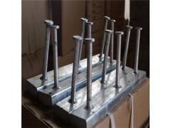 燕尾槽道 镀锌哈芬槽 冷弯型预埋槽道批发供应
