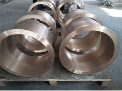 船舶艉軸銅套的鑄造生產要求