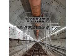 鋁合金軌道架 地鐵隧道橋洞工作平臺 輕便牢固使用方便可定制