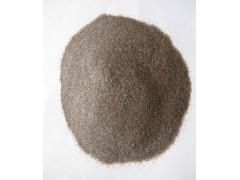 油罐油桶噴砂磨料棕剛玉粒度砂60目金剛砂