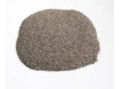 鍛件的噴砂除銹16目24目36目一級棕色金剛砂磨料 棕剛玉