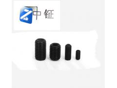 DIN916-45H公制內六角凹端緊定螺釘 GB80無頭機米