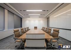 西安高新企业办公室装修设计效果图