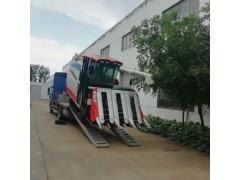 農業跨區用4.2米5噸收割機鋁梯