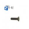 GB2673內六角花形平頭螺絲 內梅花沉頭螺釘 機螺