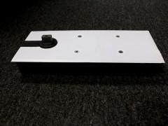 銷售工程項目專用安朗杰Briton 800玻璃門地彈簧
