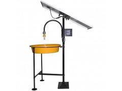養豬場專用室外水淹式太陽能滅蚊燈