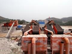 2020年时产300吨砂石料场怎么开?Z94