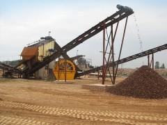 洗砂機,提高機制砂質量的助推器Z94