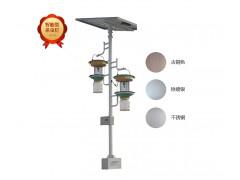 雙燈太陽能智能電網式滅蟲器