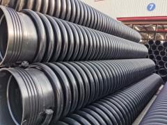 湖南B型克拉管增強纏繞管聚乙烯管