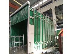 全自動伸縮噴漆房 生產銷售一體化服務