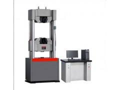 微機控制電液伺服螺栓楔負載試驗機 螺栓拉伸試驗機