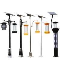 成都太阳能杀虫灯厂家户外庭院充电led防蚊灯杀虫灯驱蚊神器