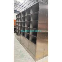 佛山304不锈钢西药柜不锈钢药柜定制不锈钢百子柜钢制中药柜厂