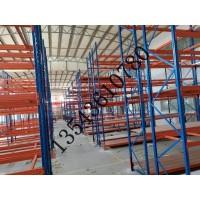 顺德多层中型重型置物架仓库五金货架展示架货架1.5厚立柱货架