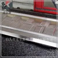 供应彩砂金属瓦模具1340*420mm